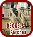 Custom decks  and porches